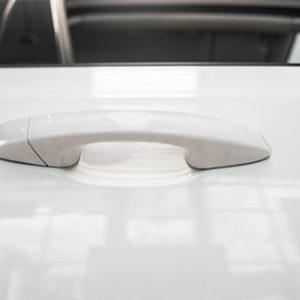 אופל אסטרה ידית אחורית חיצוני שמאל (1999-2004)